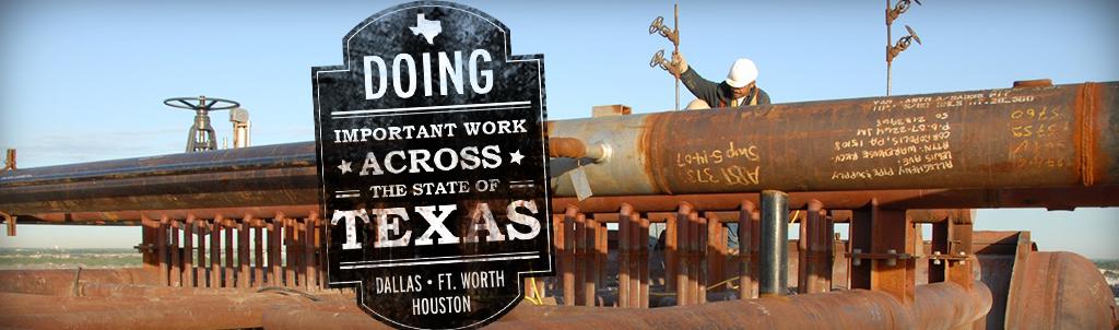 important work across texas