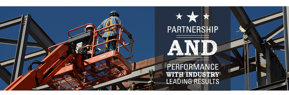 partnership and performance with industry leading results