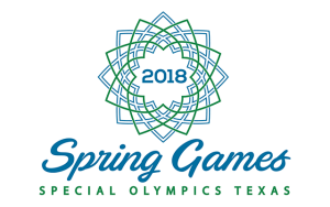 Special Olympics Spring Games logo 2018